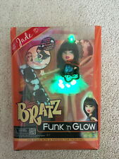 BRATZ Funk N Glow Doll Fall 2002 Limited Edition Mint NEW flashing lights, JADE