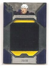 Ilya Kovalchuk 2004-05 Upper Deck Ultimate Collection Jumbo Patch 25/35