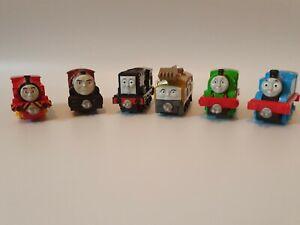 Thomas & Friends Adventures Take n Play  Diecast Train Bundle Fisher Price