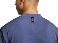 Nike® Men's TW Aeoreact BV1315-522 Golf Polo Purple Slate Various sizes NWT
