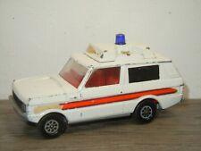 Range Rover Ambulance - Corgi Toys Whizzwheels *40449