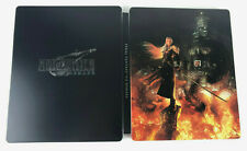 Final Fantasy 7 VII Remake Deluxe Edition Steelbook ONLY / NO GAME / PS4