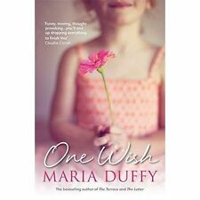 """VERY GOOD"" Duffy, Maria, One Wish, Book"