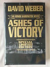 Honor Harrington: Ashes of Victory 9 by David Weber (2018, Leather)