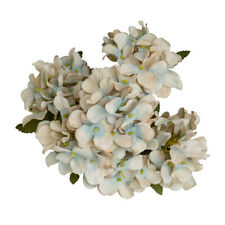Artificial Hydrangea Bouquet Silk Flowers For Wedding Hotel Table Decor JI1