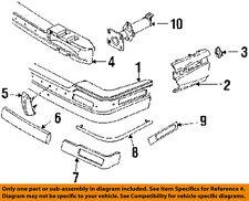 Cadillac GM OEM 95-02 Eldorado Front Bumper-Rub Strip Right 3541498