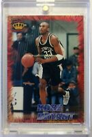 1996 96 Pacific Collection Kobe Bryant Rookie RC #RR-6, Los Angeles Lakers, MVP