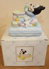 Disney Babies Goebel Mickey Money Bank