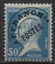 """France: Y et T Préo No 68 neuf *. """"Pasteur""""."""