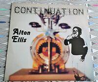 Alton Ellis - Continuation. All Tone AT005LP Vinyl LP UK 1985 EX/G