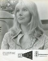 SUSAN HAMPSHIRE PRETTY PORTRAIT CRY TERROR! ORIGINAL 1976 ITC TV PHOTO