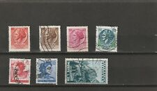 Italy stamps a small collection (2)