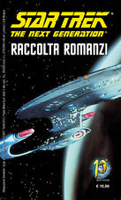 Star Trek The Next Generation - Raccolta romanzi Vol. 1