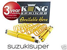 """2"""" 50mm Suspension Lift Kit Nissan Patrol GQ Y60  Coil Springs HD Shocks"""