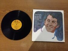 1970 M-EXC RARE Dean Martin My Woman, my woman, My Wife RS 6403 LP33