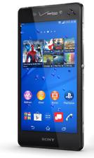 Sony Ericsson Xperia Z3v - 32GB Black