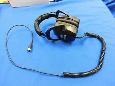Whites Mx Sport Piezo-audio Waterproof Headphones 802-5345 ~ Metal Detector