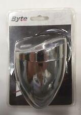 BYTE CLASSIC BIKE DYNAMO FRONT CHROME LAMP LIGHT SUPERBRITE LED OLD RETRO STYLE