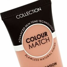 Collection 2000 Cosmetics Colour Match Foundation Cool Beige No 3