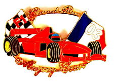 Voiture Formule 1 pin/broches-ferrari magny cours 2003 [1202]