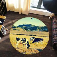 Details about  /3D Flower Tree 45 Non Slip Rug Mat Room Mat Round Elegant Photo Carpet US Summer