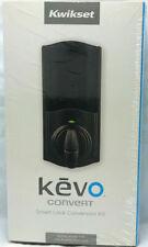 NEW SEALED Kwikset Kevo Convert Smart Door Lock Conversion Kit Bluetooth Keyless
