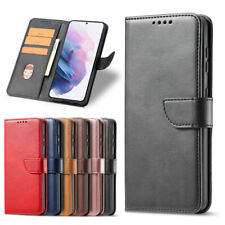 Phone Case Flip Leather Card Book Wallet Cover For Huawei P Smart 2021/20/19/Z/S