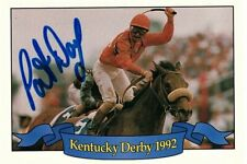 1992 Kentucky Derby Lil E'Tee Signed Autographed Card-Pat Day