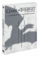 "DVD ""Game of Thrones- Saison 3 ""- avec fourreau    NEUF SOUS BLISTER"