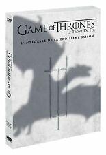 """DVD """"Game of Thrones- Saison 3 """"- avec fourreau    NEUF SOUS BLISTER"""