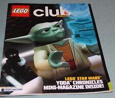 Lego Club Magazine March-April 2013 Lego Star Wars - Yoda Chronicles