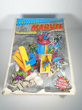 1990 Training Center Marvel Super Heroes Vintage ToyBiz Playset New & Sealed