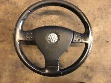 VW Passat 3C Lenkrad Multifunktion Leder mit Schutzmodul 3C0880201T 3C0419091LE
