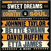 Sweet Dreams - Where Country Meets Soul Vol 2 (CDKEND 395)