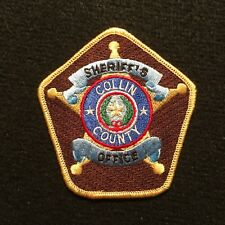 TX Texas - Collin County Sheriff's Office Patch