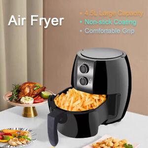 BW-1011 Friggitrice ad Aria Calda 1350W  Elettrica Senza Olio Air Fryer 80-200°C
