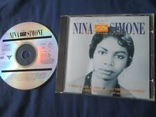 Nina Simone The Best Of The Colpix Years   Roulette Jazz CDP7985842 UK CD Album