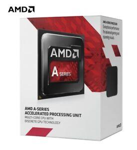 AMD A4-7300 3.8GHz Socket FM2 65W CPU w/AMD Radeon HD8470D Integrated Graphics