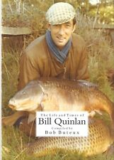 BUTEUX BOB LITTLE EGRET COARSE FISHING LIFE AND TIMES OF BILL QUINLAN hardback