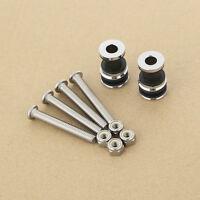Schrauben Halterung Kit Abnehmbar Docking Hardware Kit Für Harley Sissy Bar Rack
