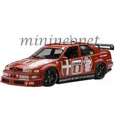 AUTOart 89303 ALFA ROMEO 155 V6 TI DTM 1993 LARINI #8 ZOLDER WINNER 1/18 RED