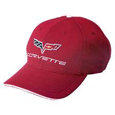 Corvette C6 Red Baseball Cap