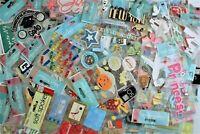 Huge Lot 20pk Jolee's Sticko ++ Scrapbooking Embellishments FREE SHIPPING