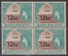 Basutoland (Pre-1966) Block Stamps