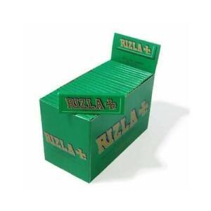 100% Genuine Rizla Green Standard Original Cigarette Smoking Rolling Book Papers