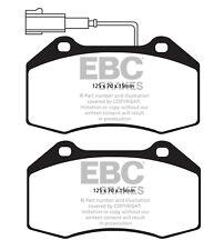 EBC Ultimax Front Brake Pads Alfa Romeo Mi.To 1.4 Turbo (170 BHP) (2009 > 10)