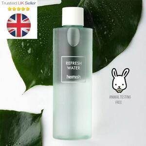 Heimish Refresh Water Toner Cruelty-Free Korean Skincare 250ml - UK SELLER