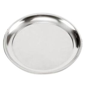 """Norpro Professional Large Stainless Steel Pizza Pan 15.5"""" #5673"""