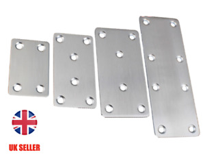 Stainless Steel Jointing Mending Plates  40x60mm  40x80mm 50x100mm 50x140mm