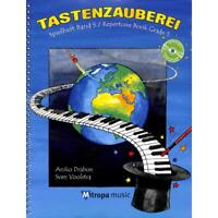 Tastenzauberei Spielheft - Band 5 mit CD + Online-Audio
